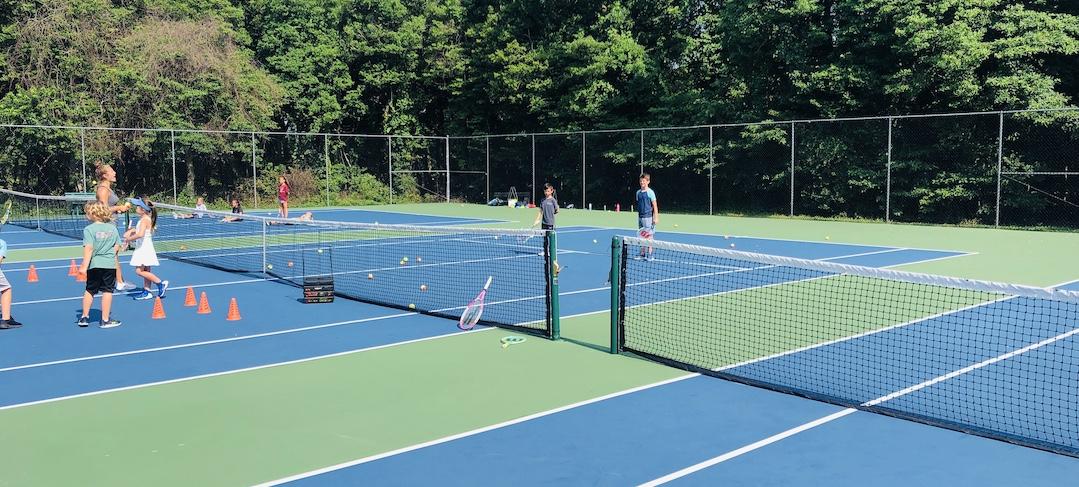 2019 Tennis Camp