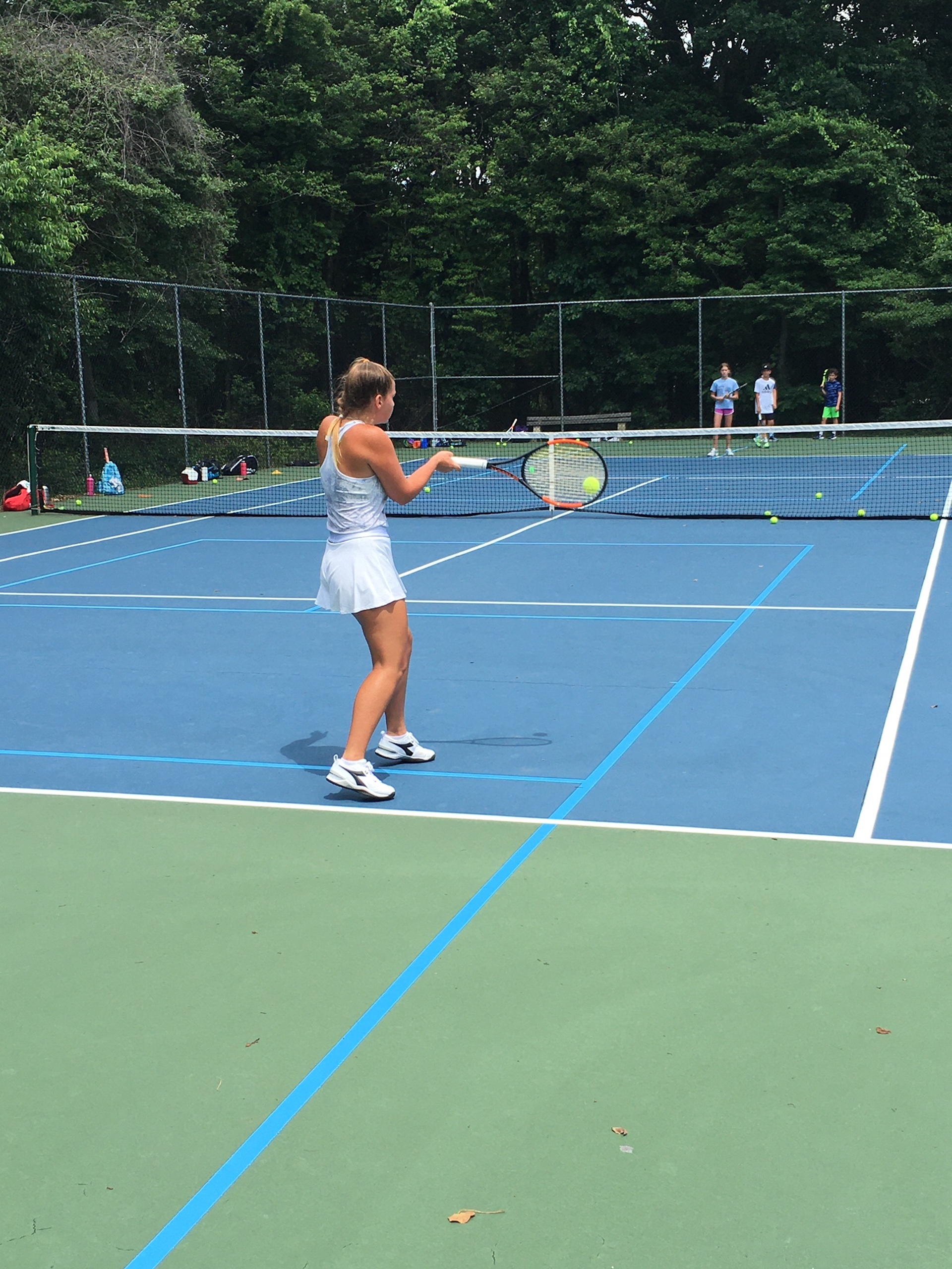 Sea Girt Boosters 2020 Summer Tennis Camp